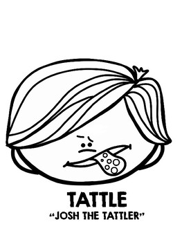 Tattle or Report? A companion activity for