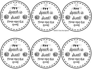 Teacher Appreciation Week Gift Tags! {Freebie} by Happy