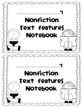 Teaching Nonfiction Text Features by Where the Wild Things