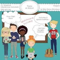 Clipart Teens Worksheets & Teaching Resources Teachers Pay Teachers