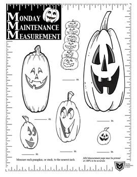 Life Skills: MONDAY MAINTENANCE 2.1 October