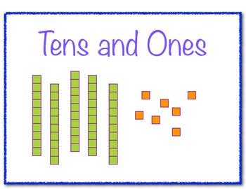 Tens And Ones  Common Core Aligned Worksheets By Jenni Keddie De Cojon  Teachers Pay Teachers