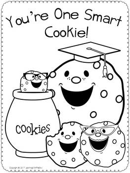Test Motivation Coloring Pages FREEBIE by Learning with