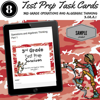 Are you looking for test prep ideas that are fun and provide motivation? Every Friday we have game day and I pull out the old games that I've had many, many years. I'm using them for test prep motivation as much as I can. Some of my games are too childish for my 3rd graders, but these test prep ideas that make the games more challenging and fun. Here's a list of test prep ideas that use 5 board games with TASK CARDS to make test prep fun!