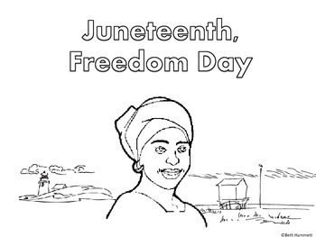 Juneteenth: A Celebration of Freedom by Beth Hammett the