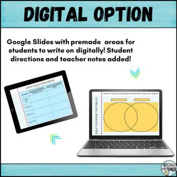 Texas Regions Interactive Notebook Activities by Teaching