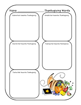 Thanksgiving Activities (Common Core Aligned) by Amber