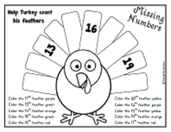 Thanksgiving Freebie: Common Core Aligned by Danielle