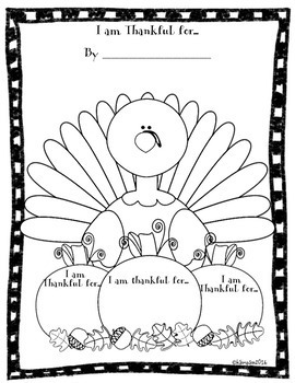 Thanksgiving Activities For First Grade by Sunshine and