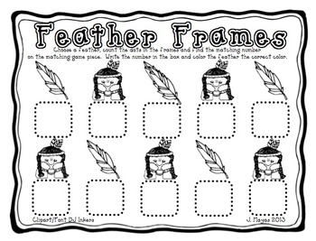 Thanksgiving Math & Literacy Common Core Centers