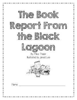 The Book Report From the Black Lagoon: Reading