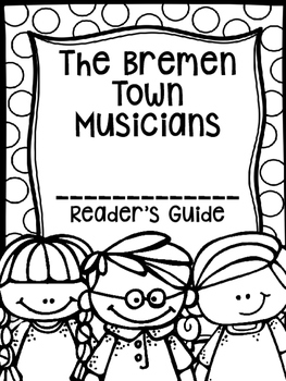 The Bremen Town Musicians Supplemental Activities (Second