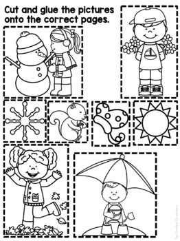 The Four Seasons {Winter, Spring, Summer, Fall} by Two