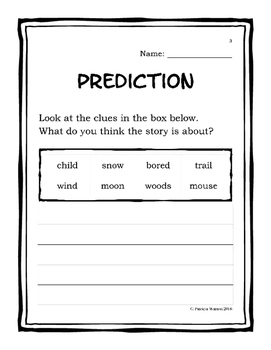 The Gruffalo's Child Companion Worksheets by Patricia