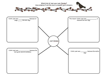 The Harvest Birds (Compatible with 3rd Grade Journeys) by