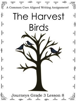 The Harvest Birds-Journeys Grade 3-Lesson 8 by Read All