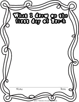 The Kissing Hand First day of Pre-k Activity Pack by Teach