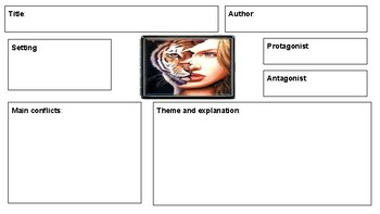 the lady or tiger plot diagram msd ignition digital 6al wiring graphic organizers by caracanfieldcanteach