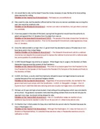 Pictures Bill Of Rights Scenario Worksheet - Leafsea