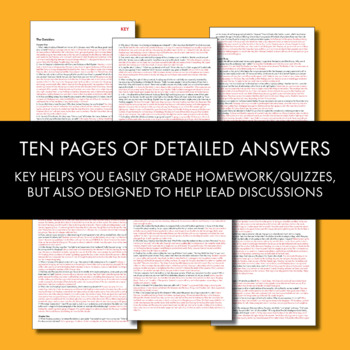 Outsiders, Worksheets Quizzes Homework & Discussion, S.E
