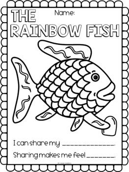 How To Draw A Rainbow Fish : rainbow, Guided, Drawing, Rainbow