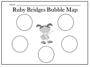 The Story Of Ruby Bridges: Literacy Activities (CCSS