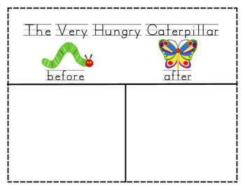 the very hungry caterpillar text # 67