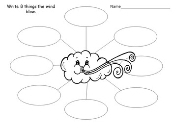 The Wind Blew ~ 26 pages of Common Core Activities by Fun