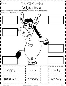 The Wonky Donkey Book Companion by Robin Wilson First