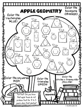 3rd Grade Back to School Math Packet by The Lifetime