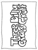 3 Billy Goats Gruff Preschool Worksheets & Teaching