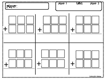 Three Digit ADDITION with REGROUPING Games by Hollis