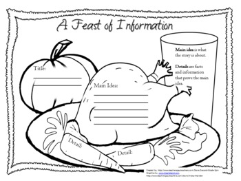 Three FREE Thanksgiving themed literacy centers by Crazy