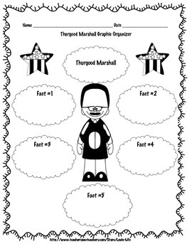 5th Grade (NEW GSE) Thurgood Marshall Informational