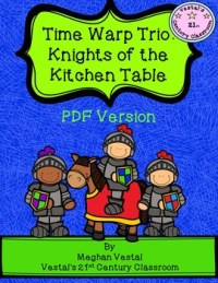 Time Warp Trio: Knights of the Kitchen Table by Vestal's ...