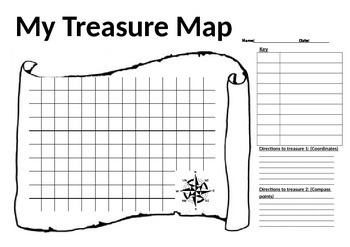 Pirate Map Worksheets Math. Pirate. Best Free Printable