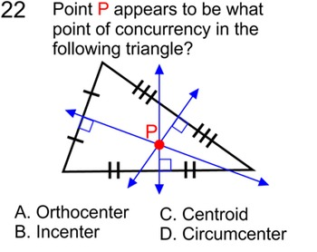Triangle Properties- Student Reference, a Proof, + 4