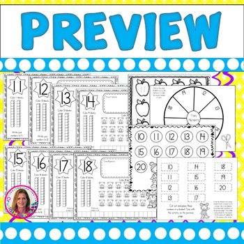 Tricky Teens! Printables to Practice Those Tricky Teen