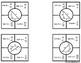 Trigonometry: Ratios Cut, Paste, Solve, Match Puzzle by