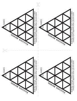 Triominos Puzzle ~EVOLUTION REVIEW~ Biology by Teamwork