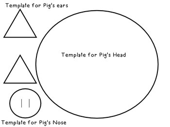 True Story of The Three Little Pigs Craft and Writing