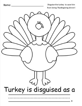 Turkey Trouble Literacy Unit and Readers Theater by Kim
