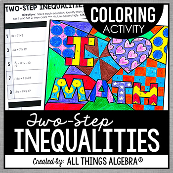 Trigonometry Practice Coloring Activity Gina Wilson ...