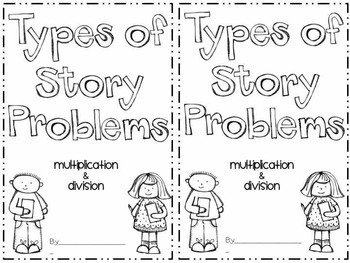 Types of Word Problems: Joining, Separating, Comparing