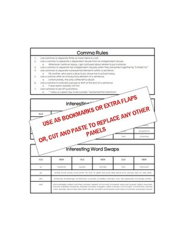 UPPER ELEMENTARY WRITING REFERENCE OFFICE- EDITABLE/LUCY
