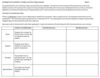 U.S. History: Articles of Confederation Activity by Help 4