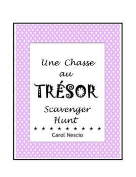 Carte Au Tresor De Chick : carte, tresor, chick, Chasse, Trésor, Scavenger, Carol, Nescio
