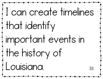 Unit 4 Louisiana Social Studies