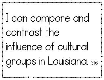 Unit 5 Louisiana Social Studies