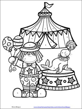 Unit Rate: A Better Buy Coloring Activity by Lisa Blagus
